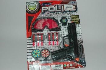 SET POLICIA+ACCESORIOS R-03-29399
