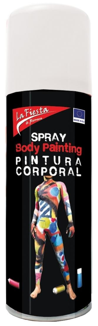 SPRAY BLANCO PIEL BODY PAINT 200ML