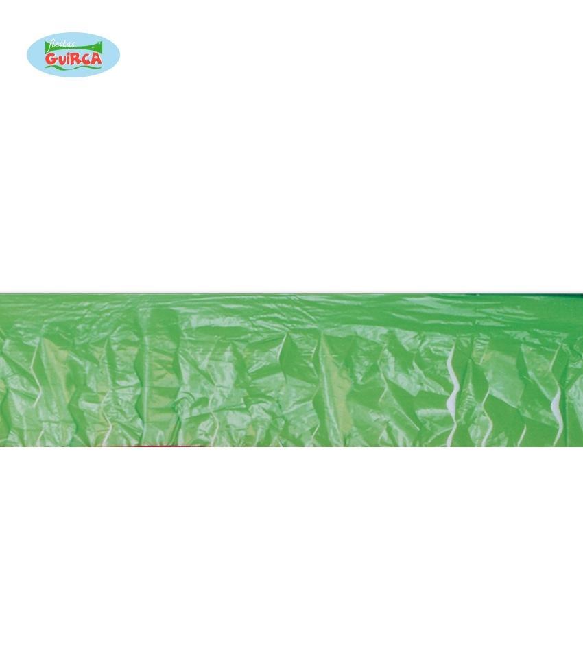 G8806 BOLSA 25 M.FLECO PLASTICO VERDE