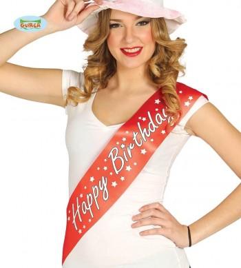 G18733 BANDA HAPPY BIRTHDAY
