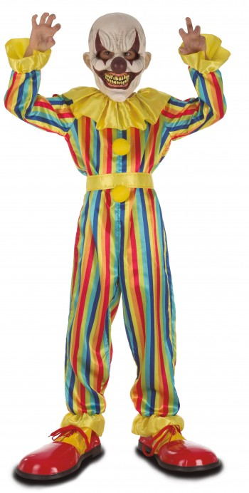 DISFRAZ DE Payaso Prank Clown