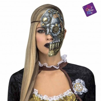 205645 1/2 Mascara Steampunk