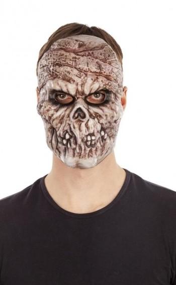 207966 1/2 Mummy PVC Mask