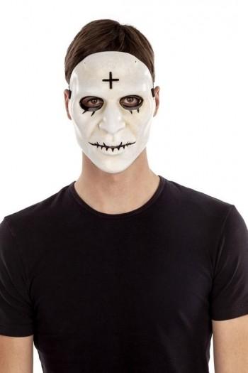208000 1/2 The Purge PVC Mask
