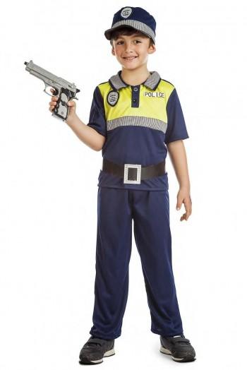 POLICIA LOCAL NIÑO