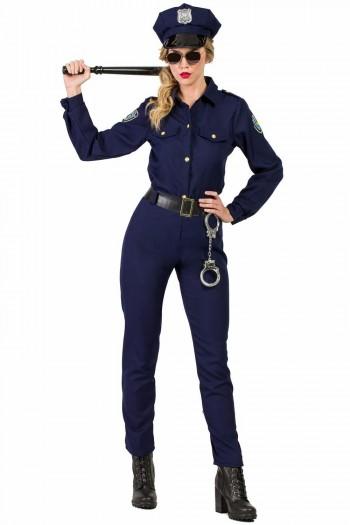 POLICIA NY MUJER