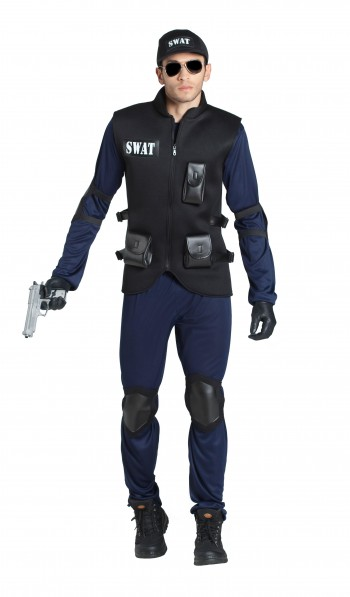 POLICIA  SWAT ADULTO