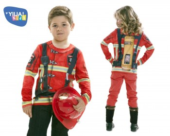 CAMISETA FIREFIGHTER  MR & MRS