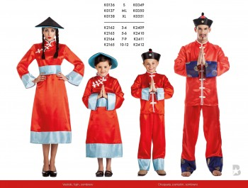 FAMILIA CHINOS A