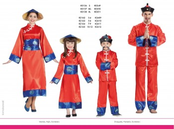 FAMILIA CHINOS B