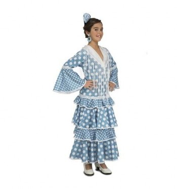 DISFRAZ DE Flamenca Huelva