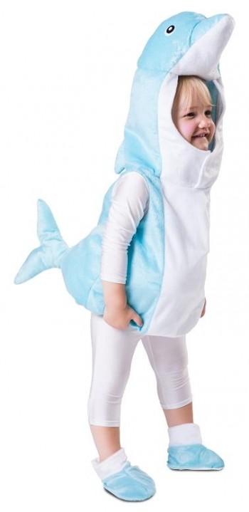 DISFRAZ DE  Delfín